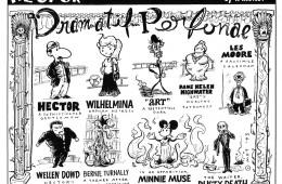 Dramatif Perfonae