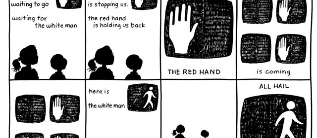 The White Man
