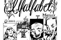 The Stutterer's Alfalfabet