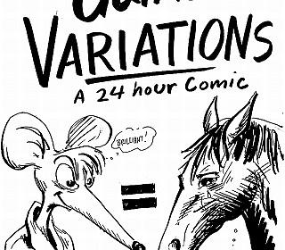 The Gaiman Variations