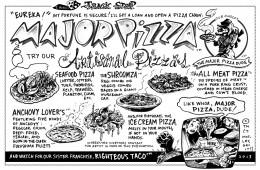 Major Pizza