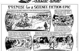Premise for a Science Fiction Epic