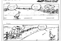 Two Joke Comic #1