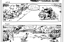 Two Joke Comic #2