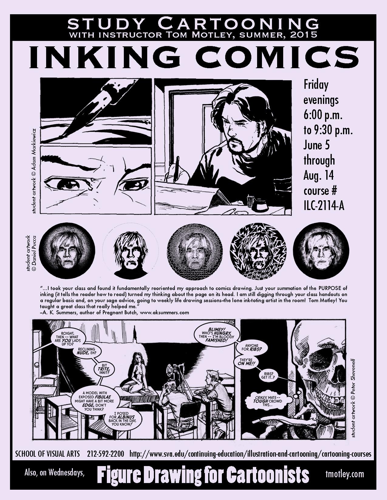 InkingFlyerSummer2015