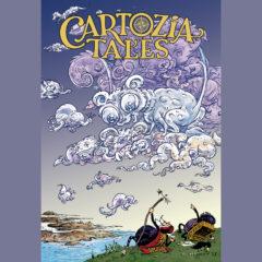 Cartozia Tales back cover & promo