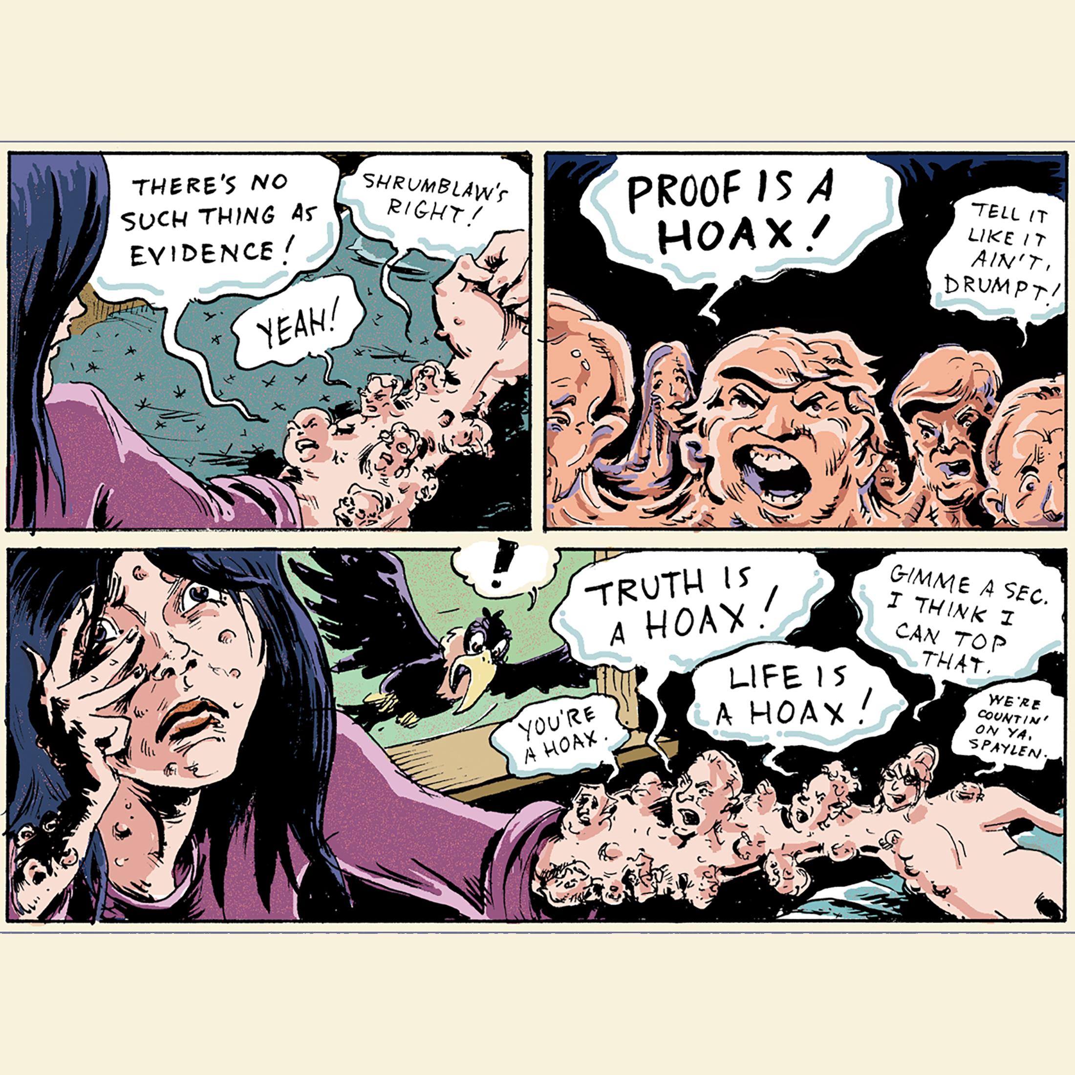 """Bully Boils from """"Cartozia Tales"""""""