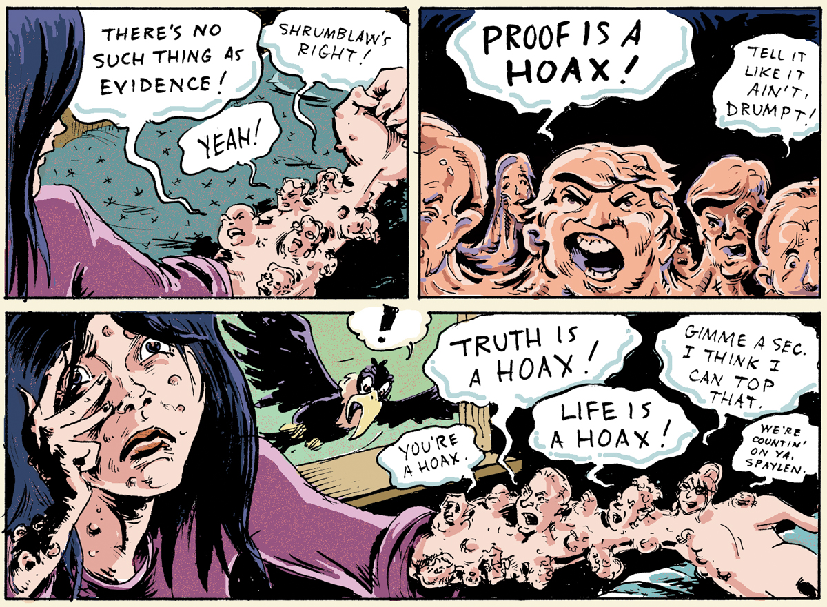 "Bully Boils from ""Cartozia Tales"""